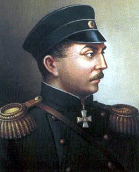 Павел Степанович Нахимов (1802-1855)