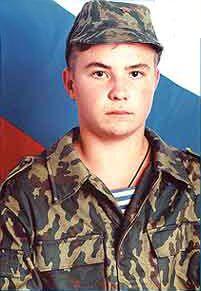 Воин Евгений Родионов