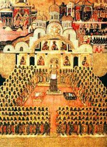 Торжество Православия. Седьмой Вселенский Собор