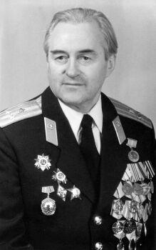 М.А.Смирнов в 1985 году