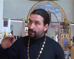 Отец Артемий Скрипкин