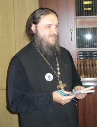 Протоиерей Геннадий Беловолов