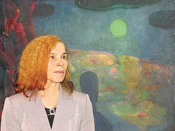 Мария пономарёва член союза художников