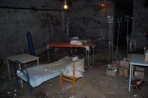 Здесь проходили операции (Цхинвал, август 2008)