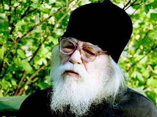Архимандрит Иоанн (Крестьянкин; + 2006)