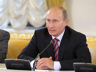 Владимир Путин (Фото с сайта Правительства России)