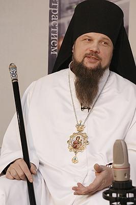 Епископ Сыктывкарский и Воркутинский Питирим (фото: bnkomi.ru)