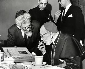 Переговоры католиков с иудеями