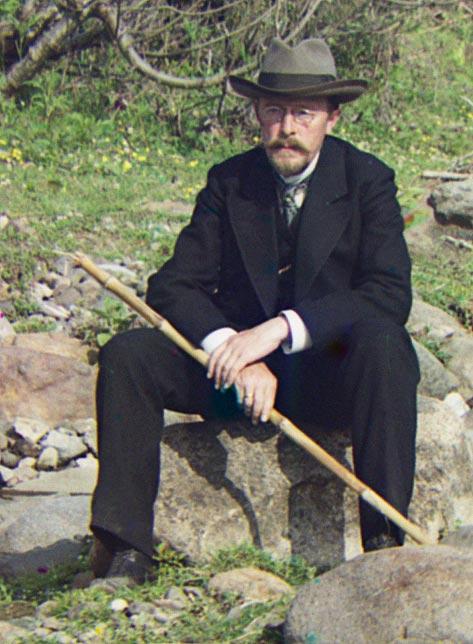День памяти пионера цветной фотографии С.М.Прокудина-Горского
