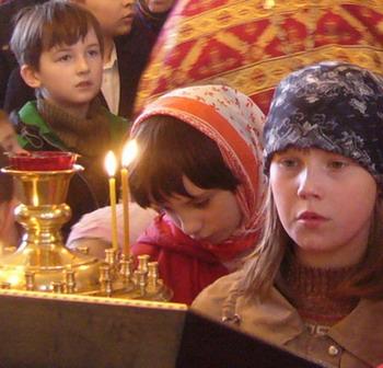 Дети. Фото М.Михайловой