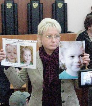 Лариса Агеева с фотографиями Глеба