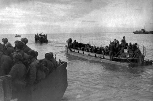 Керченская операция. 1942 г.