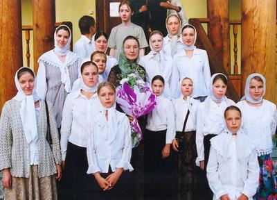 Детско-юношеский хор прп.Иоанна Дамаскина (регент - И.Болдышева)