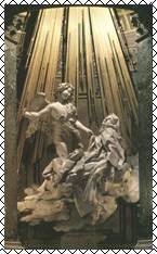 Дж. Л. Бернини. Экстаз святой Терезы. 1645-1652 гг.