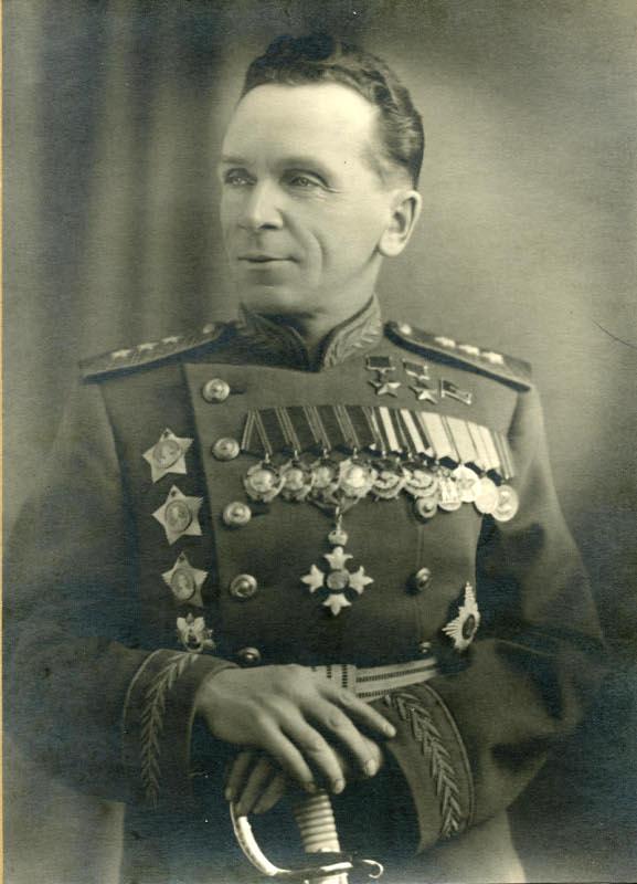 П.И.Батов