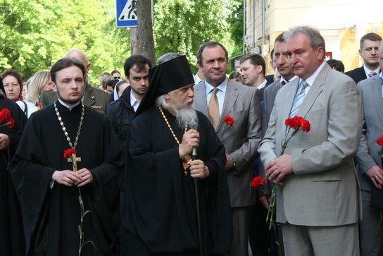 Празднование Дня славянской письменности и культуры в Смоленске