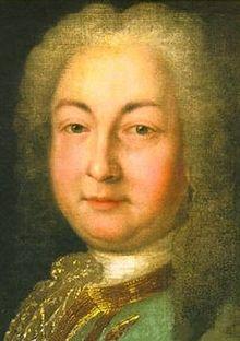 Граф А.И.Остерман