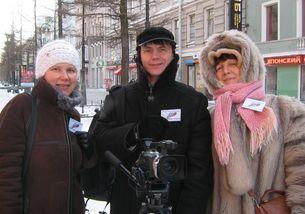 Акция против закона о гендерном равенстве. Санкт-Петербург.