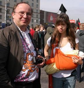 Андрей Ерофеев и Толокно