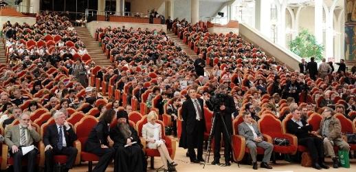 соборные слушания по теме *Патриарх Гермоген, русское духовенство и Церковь в служении Отечеству*