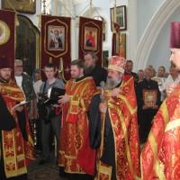 Крестный ход в Белоруссии