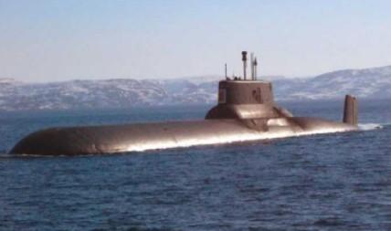 Подводная лодка проекта 941 Акула