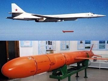 Крылатая ракета Х-101 и её сброс с бомбардировщиа Ту-160