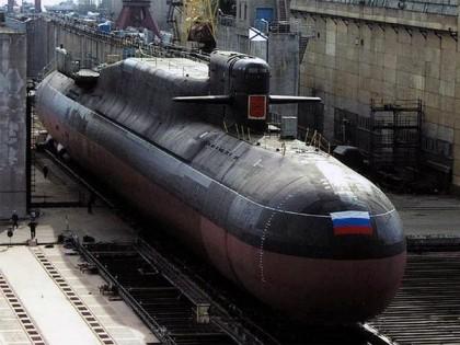 Лодка проекта 667 БДРМ Дельфин перевооружается на ракеты Синева