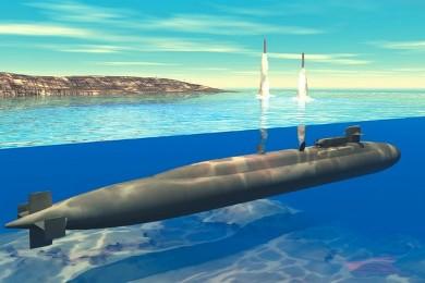 Подводный ракетоносец класса Огайо