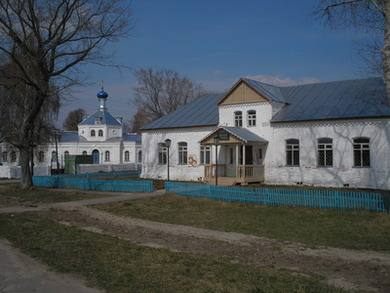 здание отреставрированной школы