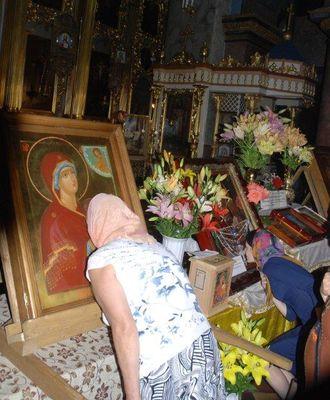 2.Боголюбский Крестный ход-2012
