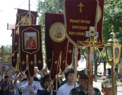 3.Боголюбский Крестный ход-2012