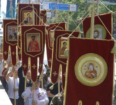 4.Боголюбский Крестный ход-2012