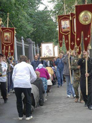 5.Боголюбский Крестный ход-2012