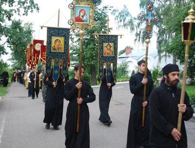 6.Боголюбский Крестный ход-2012