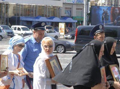 10.Боголюбский Крестный ход-2012