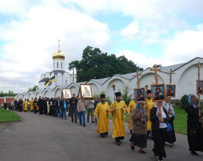 14.Боголюбский Крестный ход-2012