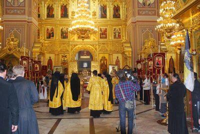 15.Боголюбский Крестный ход-2012