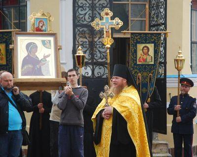 17.Боголюбский Крестный ход-2012