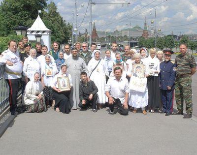 20.Боголюбский Крестный ход-2012