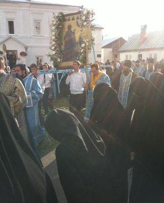 21.Боголюбский Крестный ход-2012