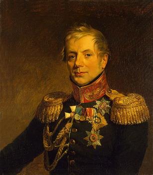 Генерал граф Коновницын Пётр Петрович
