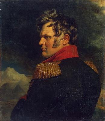Генерал А.П. Ермолов