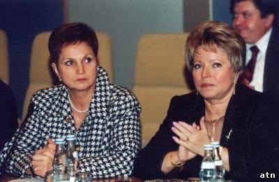 Е.Лахова и В.Матвиенко