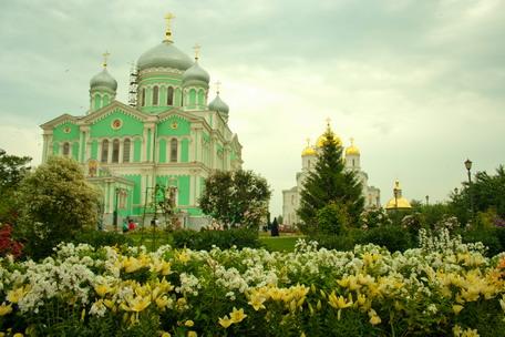 Дивеево. Фото Даниила Михайлова