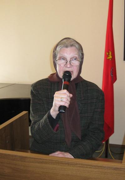 Людмила Хухтиниеми