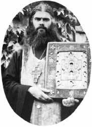С Курско-Коренной иконой Божией Матери