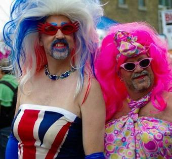 уличный гомосексуализм