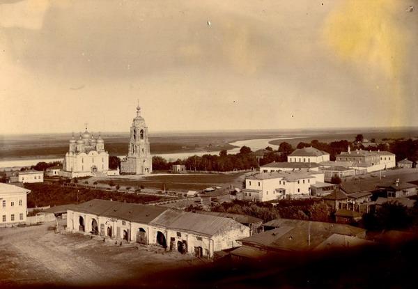 В кафедральном Спасо-Преображенском соборе был отслужен молебен