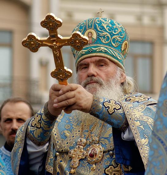 Вениамин, митрополит Владивостокский и Приморский
